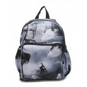 MOLO Big Backpack Ryggsäck Väska Blå MOLO