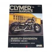 Clymer Guide de réparation Haynes Harley Davidson spécifique par modèle