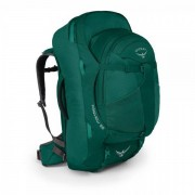 Osprey Fairview WS/WM 55l travelpack dames - Rainforest Green