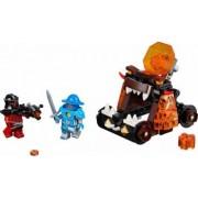 Set Constructie Lego Nexo Knights Catapulta Haosului