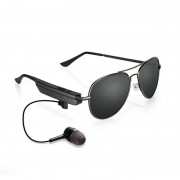 A8 Wireless Earphone Bluetooth Polarised Sunglasses Music Headphones Smart Glasses with Mic