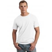 Gildan 64000 férfi póló - fehér