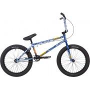 "Stolen Freestyle BMX Cykel Stolen X Fiction Creature 20"" 2020 (Angry Seas Blue)"