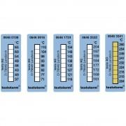 Trake za mjerenje temperature testo testoterm 37 do 65 °C