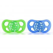 TwistshakeNapp, 6+ mån, 2-pack, Blå/Grön