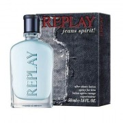 Replay Jeans Spirit! For Him eau de toilette 50 ml uomo