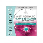 Clinians anti age basic crema antieta' viso 50 ml
