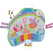 Sophie La Girafe Quadro Touch & Play Board 230785Multicolor- TAMANHO ÚNICO