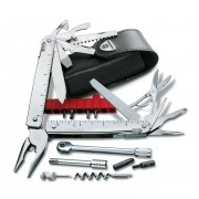 Briceag Multifunctional Victorinox Swiss Tool Spirit X Plus Ratchet, 40 Functii, 12.5cm