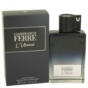 Gianfranco Ferre L'uomo For Men By Gianfranco Ferre Eau De Toilette Spray 3.4 Oz