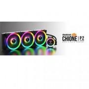 GAMDIAS RAFF.LIQUIDO CHIONE P2-360R 4*FAN RGB TELECOMANDO + SYNC SOFTWARE