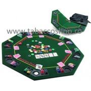 Masa de poker Juego pentru 8 persoane