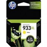 HP Inkoustová kazeta 933XL originál žlutá CN056AE