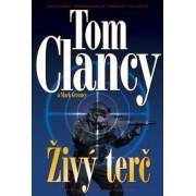 BB Art Živý terč - Tom Clancy, Mark Greaney