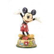 Jim Shore October Mickey Mouse