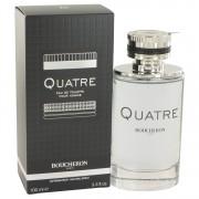 Quatre Eau De Toilette Spray By Boucheron 3.4 oz Eau De Toilette Spray