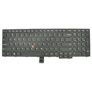Queenti New Non-backlit Black for Keyboard for Lenovo IBM Thinkpad E550 E550C E555 Laptop