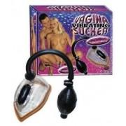 Pompa vaginala cu vibratii
