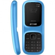 OTHO OT188 CURVE 1.8 with Vib Wireless FM 1000 mAh Battery Torch Multi Languages Supported Big contact book up to 1000
