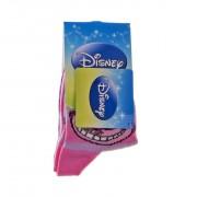Disney lila csíkos 2 pár lány zokni