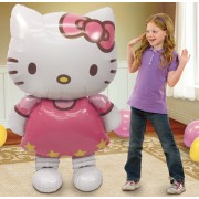 Baloane Hello Kitty din folie Mylar