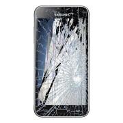 Samsung Galaxy J3 (2016) LCD & Touchscreen Reparatie - Zwart