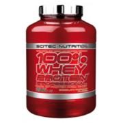 100% Whey Protein Professional 2350g kókuszos csokoládé Scitec Nutrition