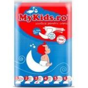 Scutece Copii MyKids New Midi 3 4-9 KG 62 Buc
