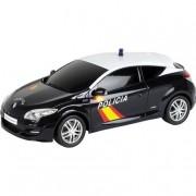 MONDO TOYS Renault Megane RS Policía Nacional - Coche de Seguridad Radio Control 1:14