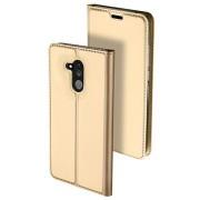 Dux Ducis Skin Pro Huawei Mate 20 Lite Flip Cover - Goud