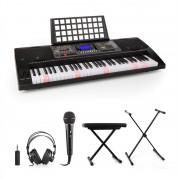 SCHUBERT Etude 450, комплект за обучение на йоника, слушалки за студио, микрофон, стойка, стол, адаптер (PL-30883-31456-2639)