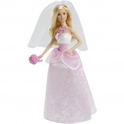 Barbie Bride Doll CFF37