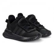 adidas Originals Path Run Infant Sneakers Svart Barnskor 21 (UK 5)