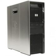 HP Z600 Workstation Tower 2x Intel®QuadCore Xeon®X5550 8GB DDR3, NVIDIA GeForce 605 1GB. HDD 500GB. W10 Pro.