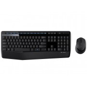 KBD, Logitech Combo MK345, Wireless, Black (920-006489)