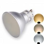 youoklight GU10 5W bombilla de luz LED 3 modos regulable (AC 220-240V)