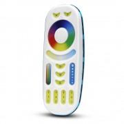 Milight 4-zone RGBWW Touch afstandsbediening op batterij