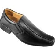 Action Line-PUMS4270 Slip On Shoes For Men(Black)