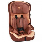 Столче за кола 9-36 кг. Solero Isofix, Lorelli, кафяво, 0740210