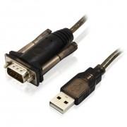 Ewent USB1.0 naar RS232 Seriële DB9 adapterkabel