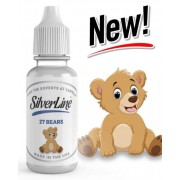 Capella 27 Bears Silverline Series 10ml Concentrated Flavor for Eliquid Self Mixing