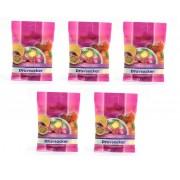 Fruit Power Druvsocker Påse Tropical Mix - 5 x 30 Tabl - 5 Förp