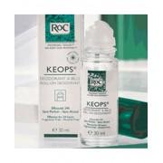 Johnson & Johnson Spa Roc Keops Sensitive Deodante Roll-On 48h Pelle Fragile 30ml