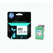 HP 351 / CB 337 EE Tintenpatrone color original - passend für HP PhotoSmart C 4280