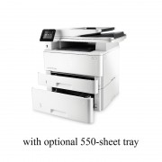 MFP, HP LaserJet Pro M426fdw, Laser, Fax, Duplex, ADF, Lan, WiFi (F6W15A)