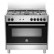 La Germania Ams95c61ldx Cucina 90x60 5 Fuochi A Gas Forno Elettrico 142 Litri Cl