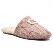 Пантофи GANT - Lazy 17598932 Pink Melange G588