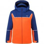 Kjus Boys Jacket SPEED READER kjus orange/southern blue
