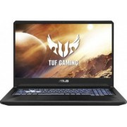 Laptop Gaming ASUS FX505DT AMD Ryzen 7 3750H 512GB SSD 8GB NVIDIA GeForce GTX 1650 4GB FullHD Tast. ilum. Black Resigilat