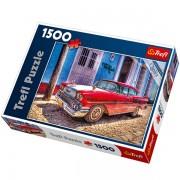 Trefl Puzzle Slagalica Chevrolet Oldtimer Cuba 1500 kom (26128)